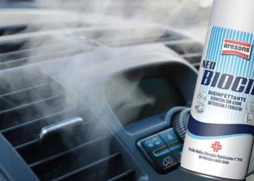 Sanificare l'auto: cosa usare per disinfettare l'abitacolo?